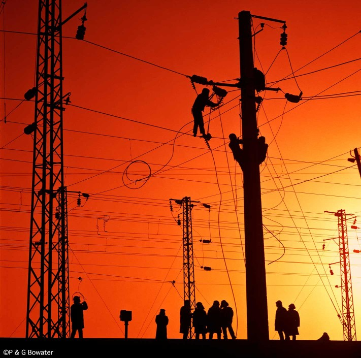 China Railway  Electrification
