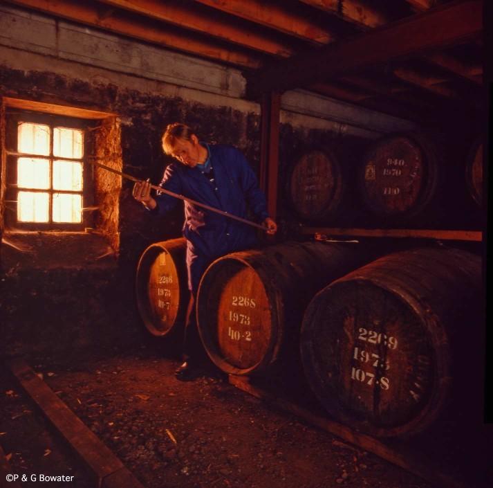 Whisky Bond Store